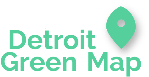 Detroit Green Map